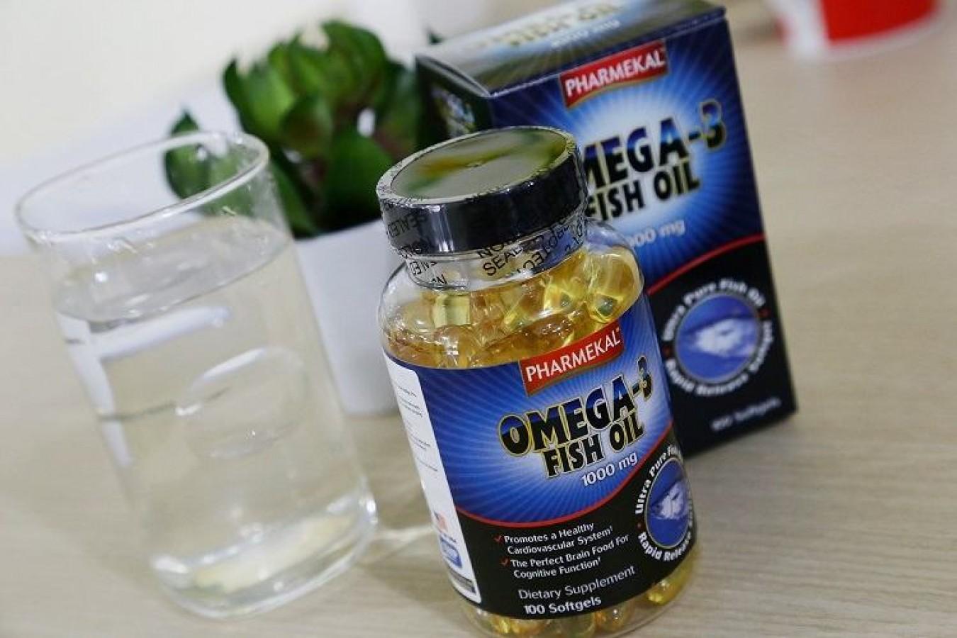 Viên Uống Dầu Cá Pharmekal Omega 3-6-9
