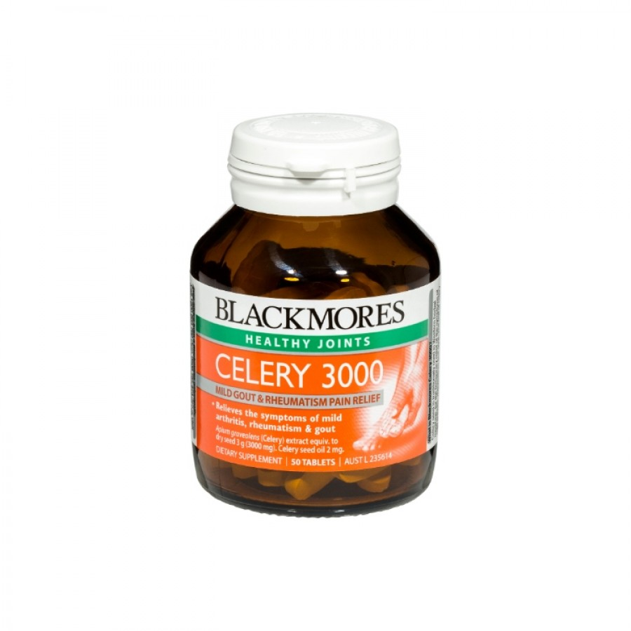 Viên Uống Blackmores Celery 3000mg