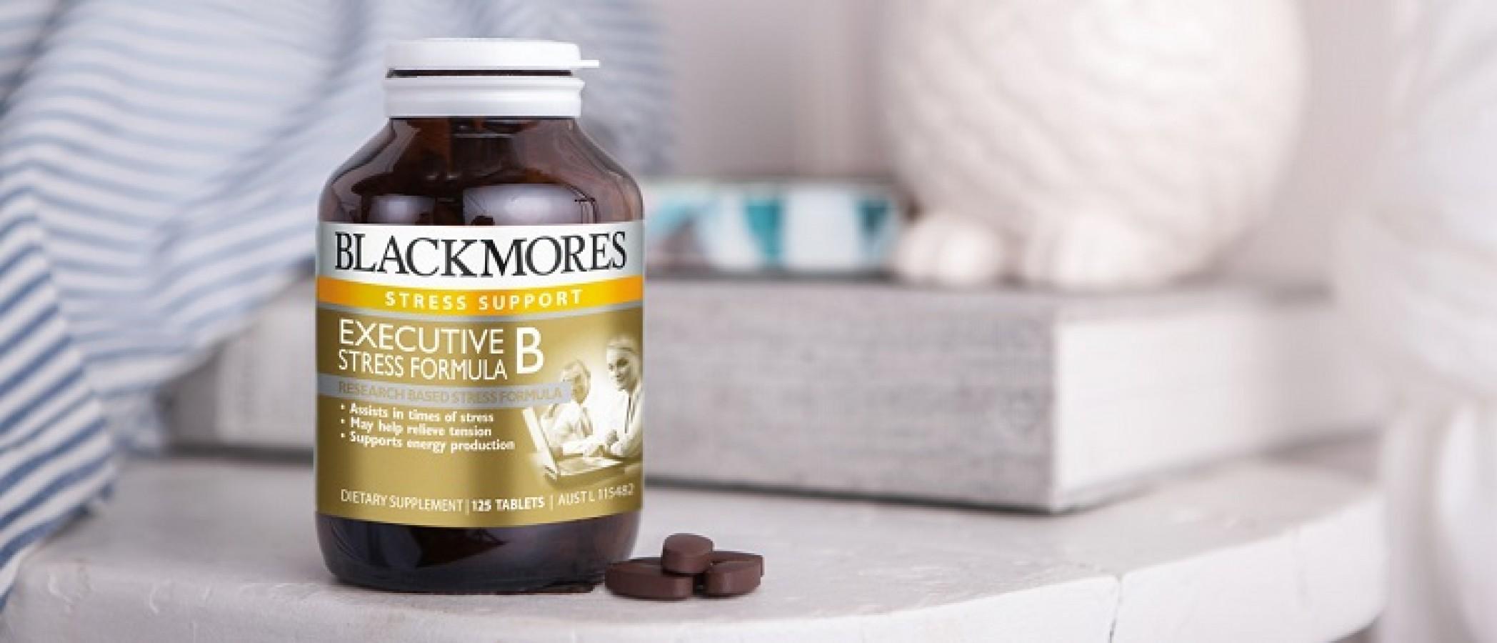 Viên Uống Blackmores Executive B Stress Formula