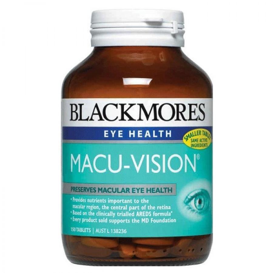 Viên Uống Blackmores Macu-Vision