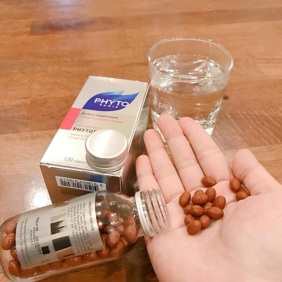 Viên Uống Phyto Hỗ Trợ Mọc Tóc, Móng Của Pháp