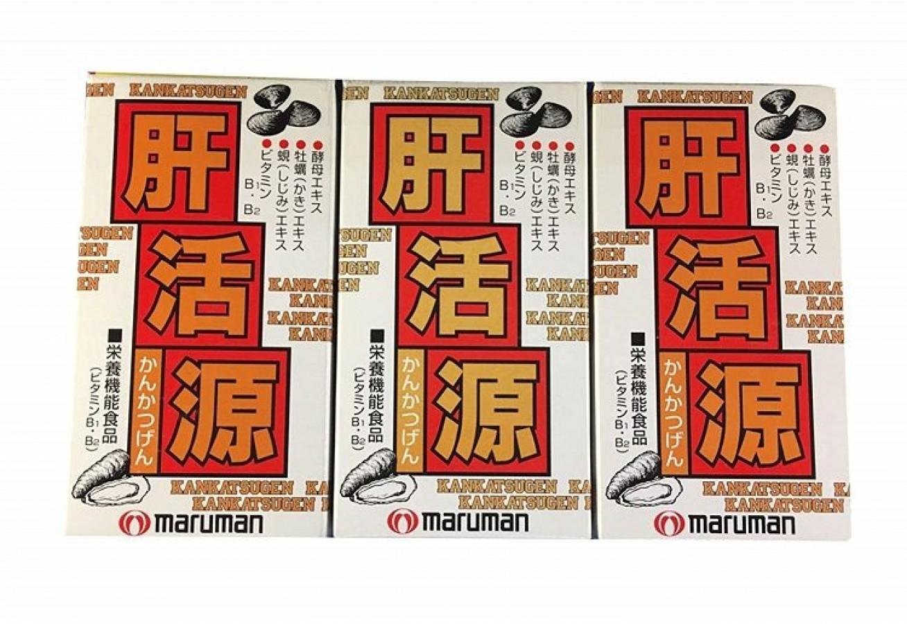 Viên Uống Sinh Lý Nam Kankatsugen Nhật Bản