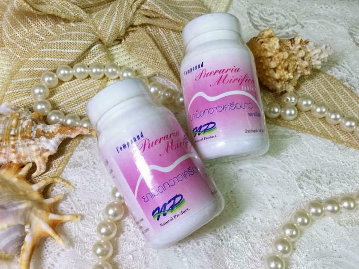 Viên Uống Nở Ngực Pueraria Mirifica