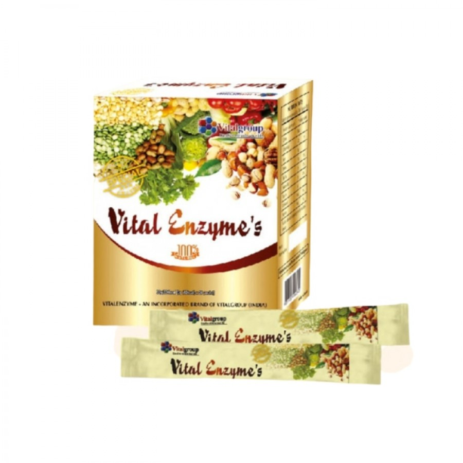 Vital Enzymes Thanh Lọc Cơ Thể Từ Hàn Quốc