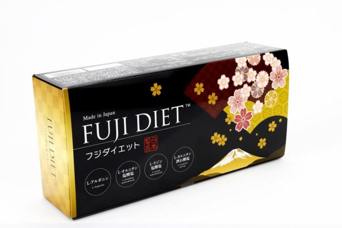 Viên Uống Fuji Diet Hỗ Trợ Cải Thiện Cân Nặng