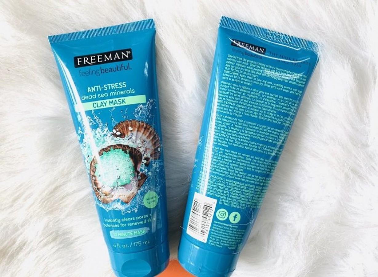 Mặt Nạ Freeman Khoáng Biển Của Mỹ