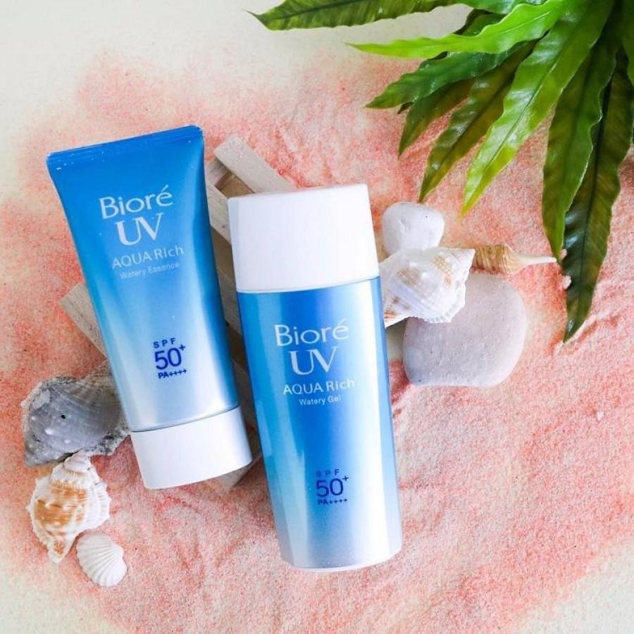 Kem Chống Nắng Biore UV Aqua Rich SPF 50+