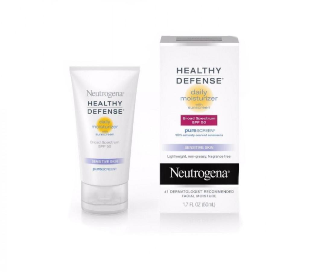Kem Chống Nắng Neutrogena Healthy Defense SPF50 50ml
