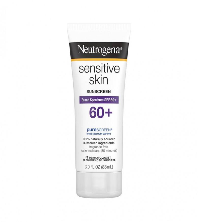 Kem Chống Nắng Neutrogena Sensitive Skin SPF 60