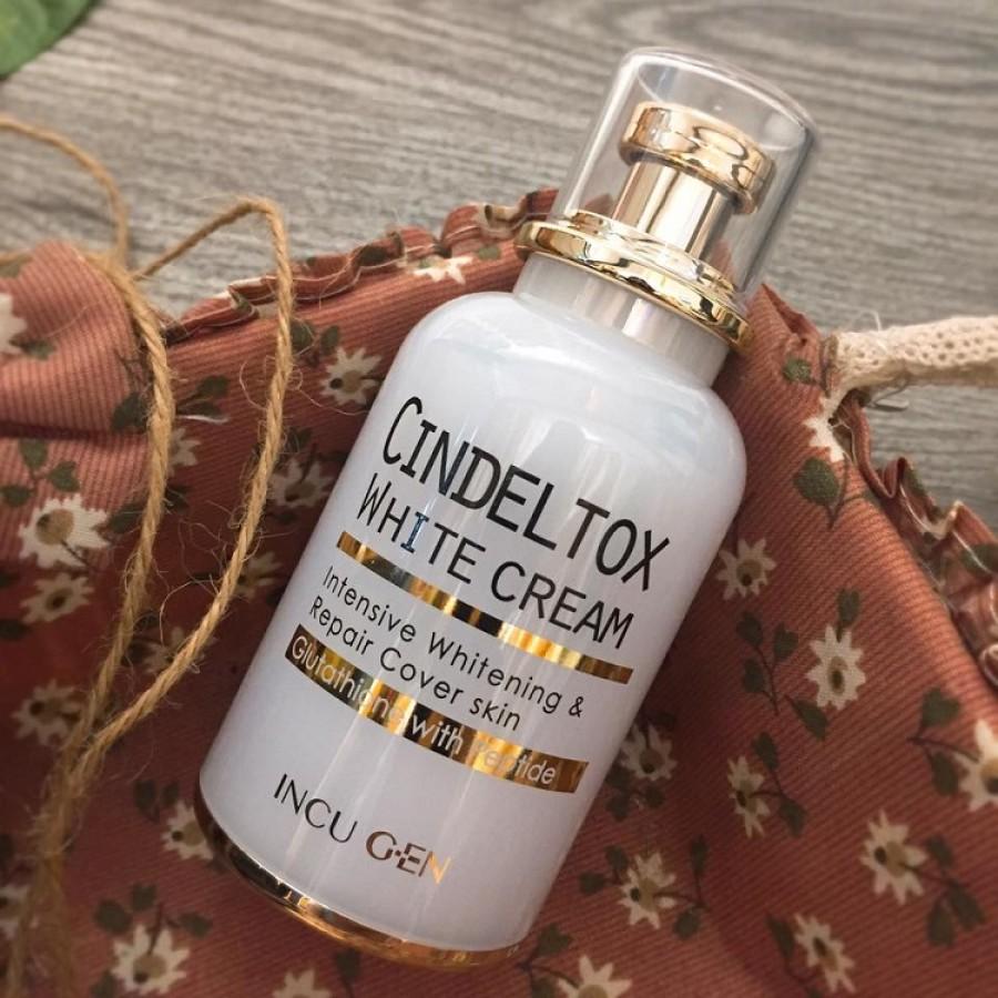Kem Dưỡng Da Cindel Tox White Cream