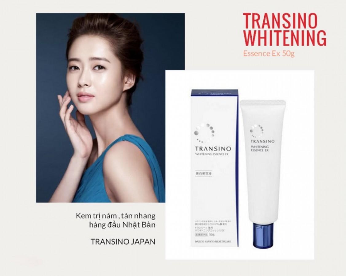 Kem Cải Thiện Nám Transino Whitening Essence Nhật Bản