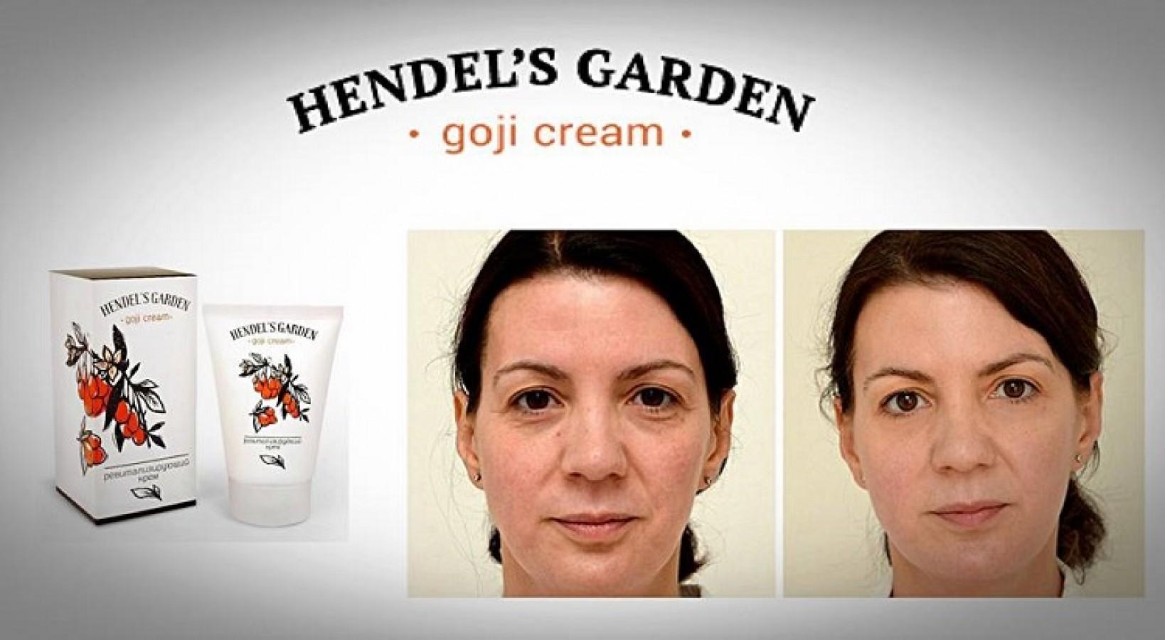 Kem Xóa Nhăn Goji Cream Hendel's Garden