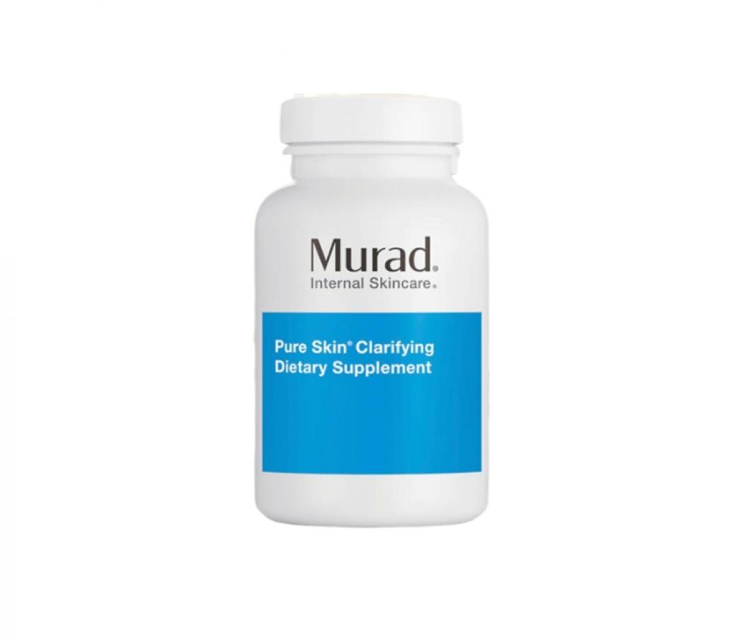 Viên Uống Murad Pure Skin Clarifying Hỗ Trợ Cải Thiện Mụn