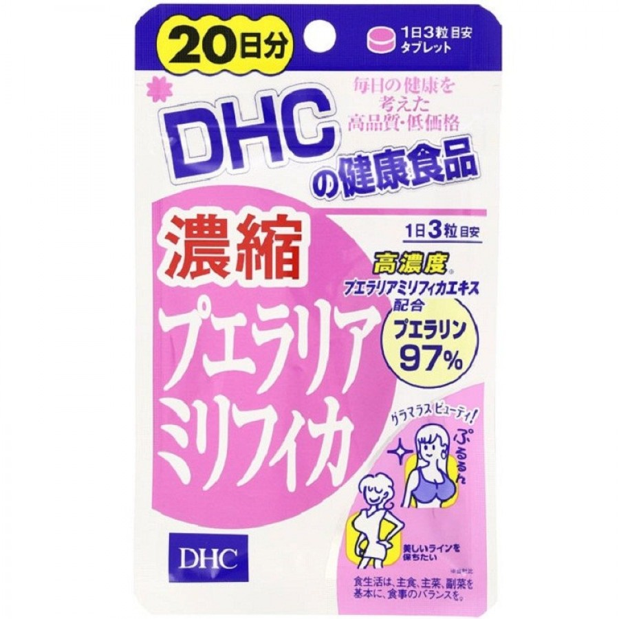 Viên Uống Nở Ngực DHC Pueraria