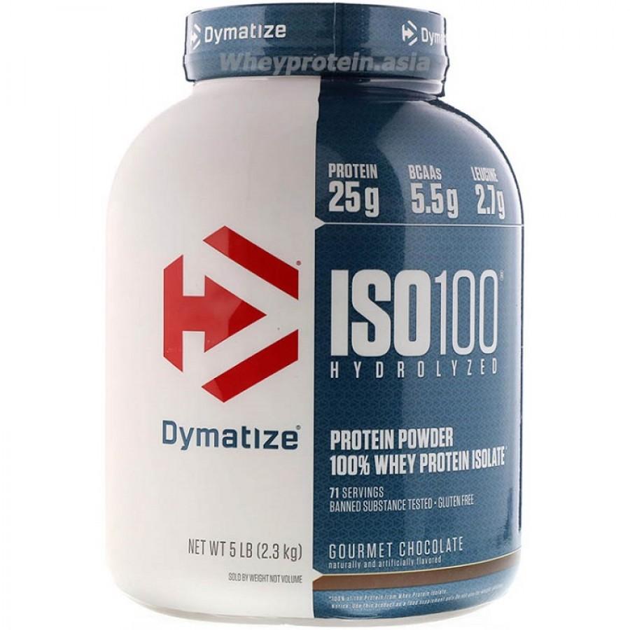 Sữa Tăng Cơ Dymatize ISO 100 Whey Protein Powder