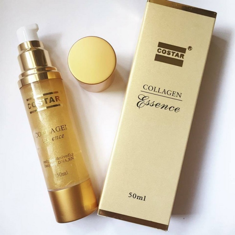Costar Tinh Chất Collagen Essence Vàng Kết Hợp Nhau Thai Cừu