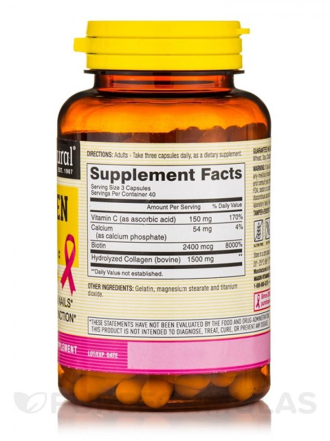 Viên Uống Đẹp Da Mason Collagen 1500 With Vitamin C