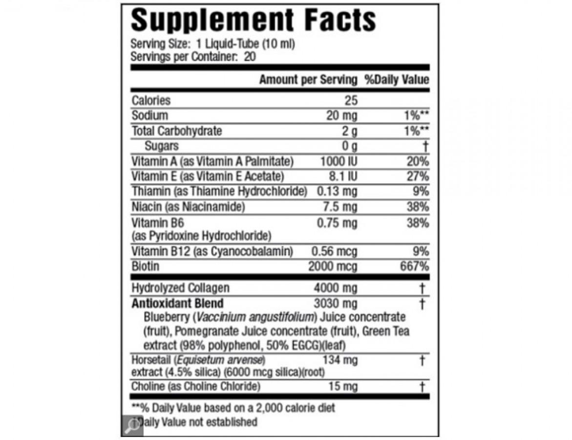 Liquid Collagen Dạng Nước Easy- To-Take Drink Mix Của Mỹ