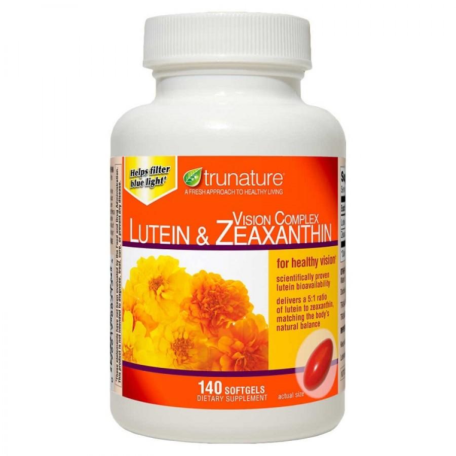 Viên Uống Bổ Mắt Trunature Lutein & Zeaxanthin