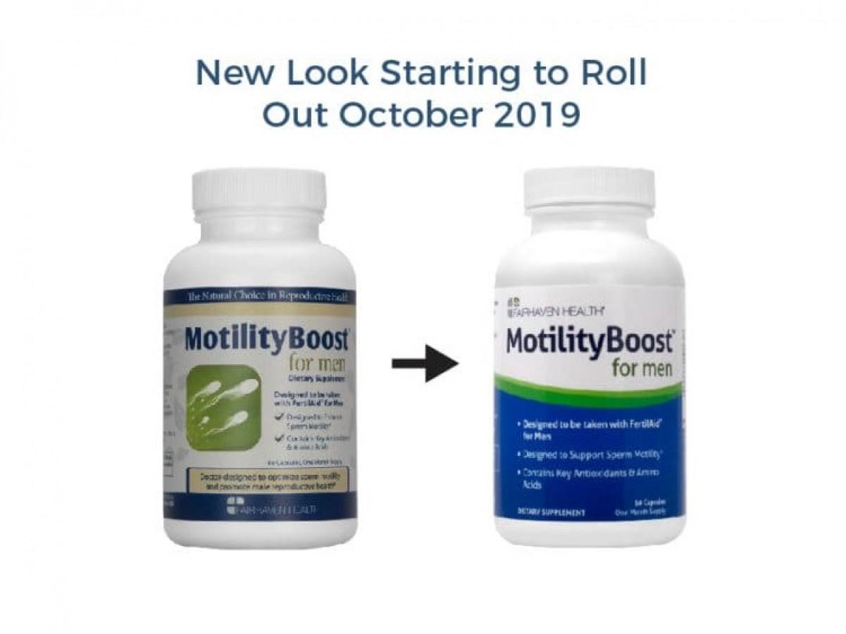Viên Uống Motilityboost Cho Nam Giới Của Mỹ