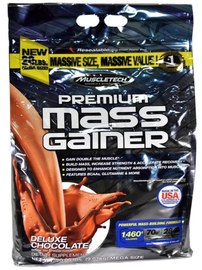 Thực Phẩm Tăng Cơ Nạc Premium Mass Gainer (New) 20lbs Của Mỹ