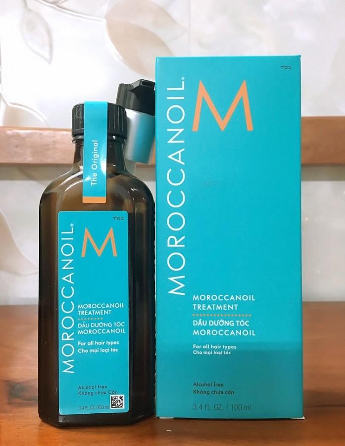 Tinh Dầu Dưỡng Tóc Moroccanoil Treatment Light Của Italy