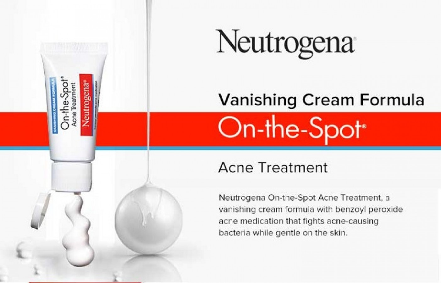 Kem Hỗ Trợ Trị Mụn Neutrogena On The Spot Acne Treatment