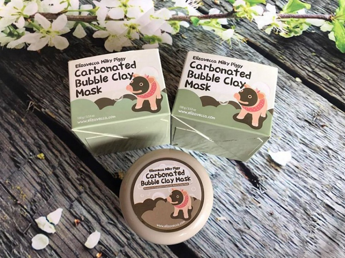 Mặt Nạ Carbonated Bubble Clay Mask