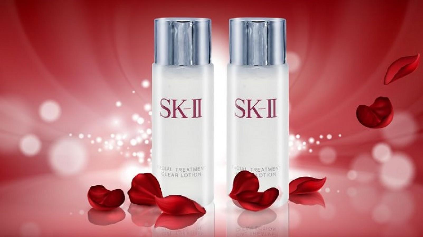 Nước Hoa Hồng SK II Facial Treatment Clear Lotion 30ml