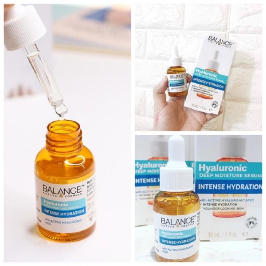 Balance Active Formula Hyaluronic 554 Youth Serum - Serum Cấp Nước