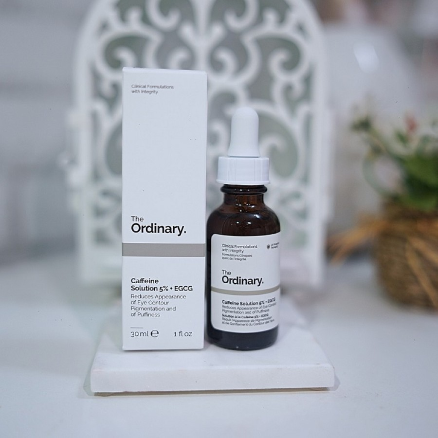 Serum The Ordinary Caffeine Solution 5% + EGCG 30ml