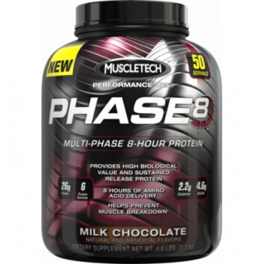 Sữa Tăng Cơ Phase 8 Muscletech 4lbs