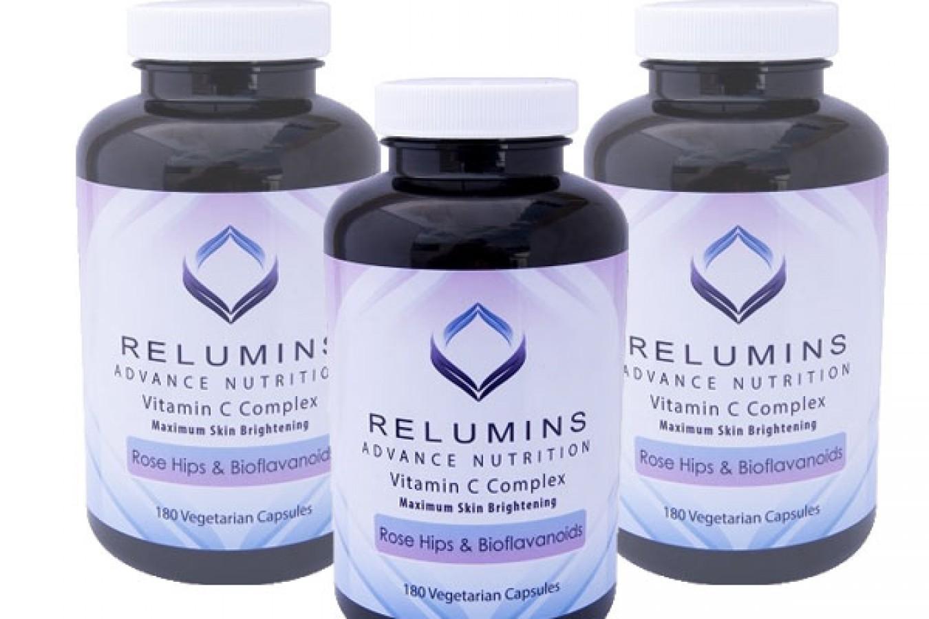 Viên Uống Trắng Da Relumins Vitamin C Complex
