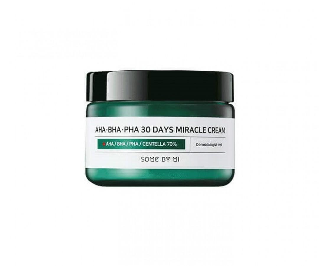 Kem Dưỡng Some By Mi AHA-BHA-PHA 30 Days Miracle Cream 50ml