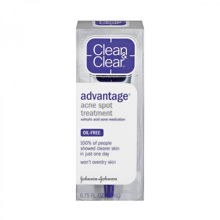 Gel Cải Thiện Mụn Clean & Clear Advantage Acne Spot Treatment