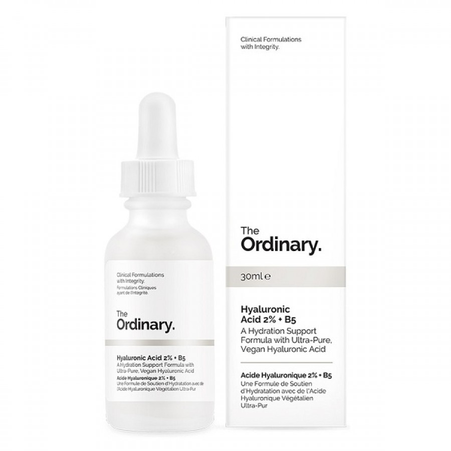 Serum Giữ Ẩm Da The Ordinary Hyaluronic Acid 2% + B5