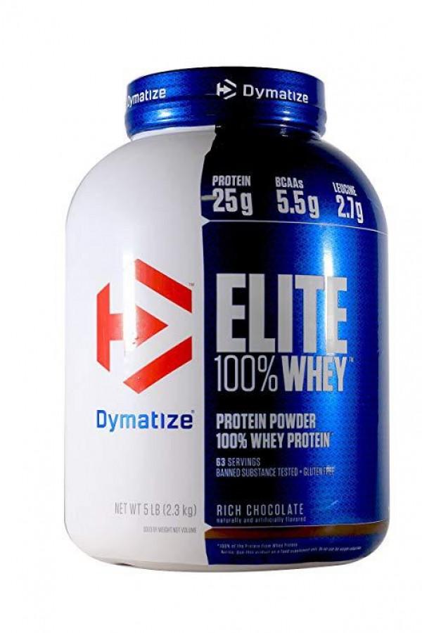 Sữa Tăng Cơ Elite Whey Protein Dymatize