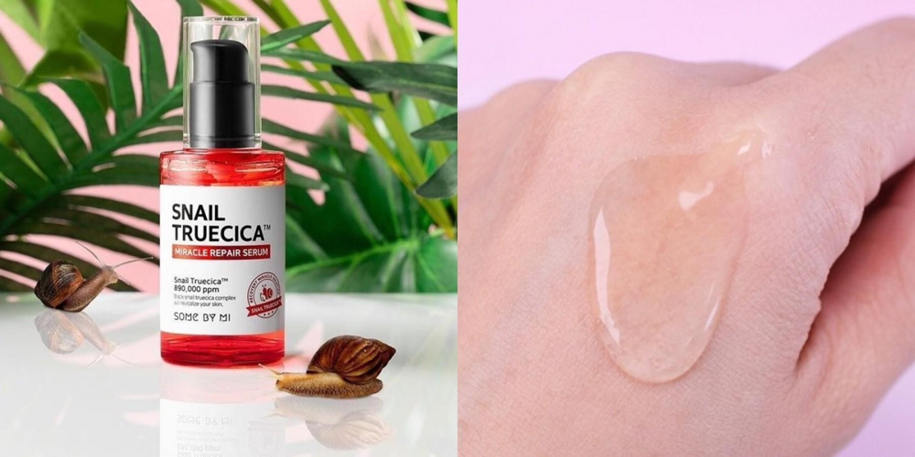 Tinh Chất Ốc Sên Some By Mi Snail Truecica Miracle Repair