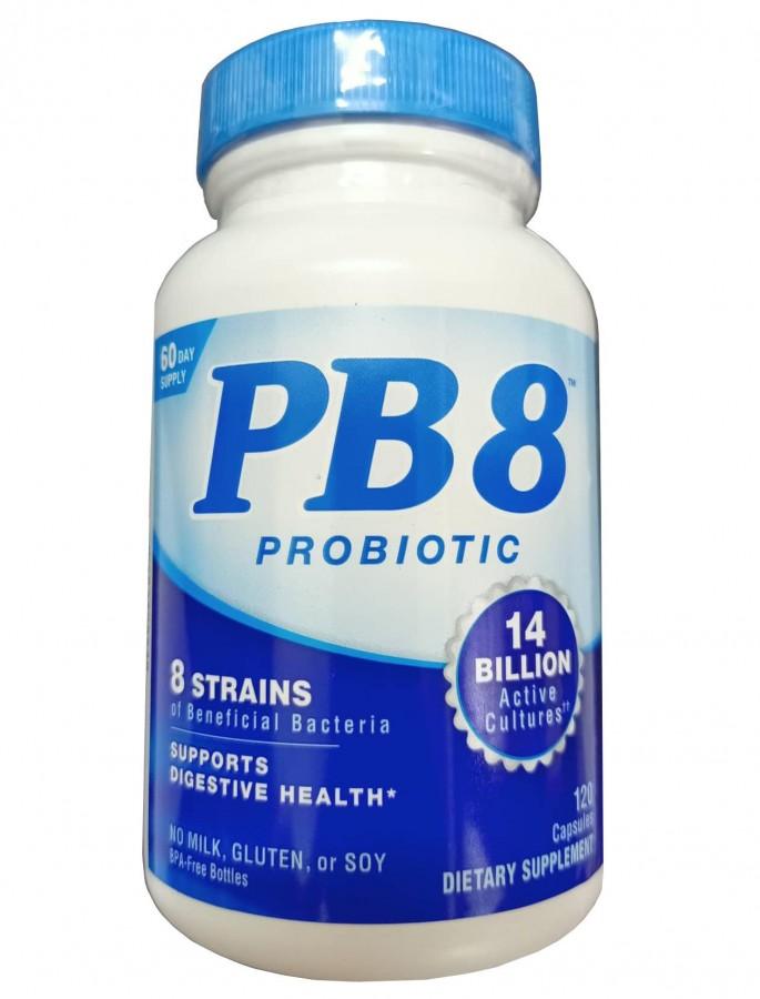 Viên Uống Nutrition Now PB8 Probiotic Hỗ Trợ Tiêu Hóa