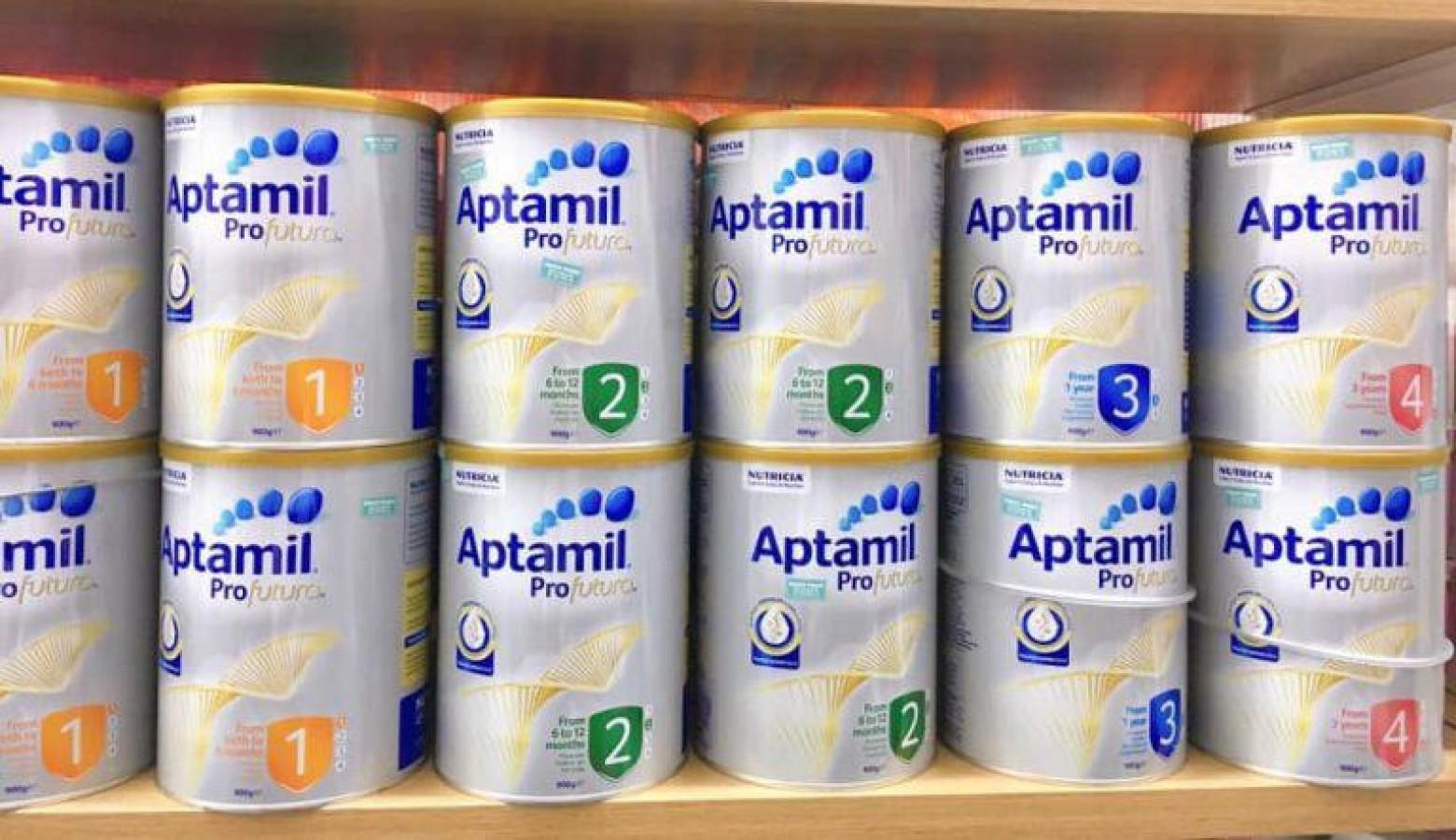Sữa Bột Aptamil Profutura Step-1 Cho Bé Từ 0 - 6 Tháng