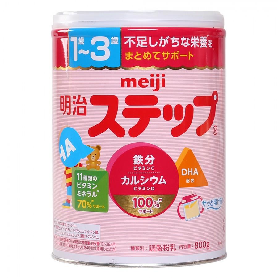 Sữa Meiji Số 9 Dành Cho Bé Từ 1-3 Tuổi Của Nhật