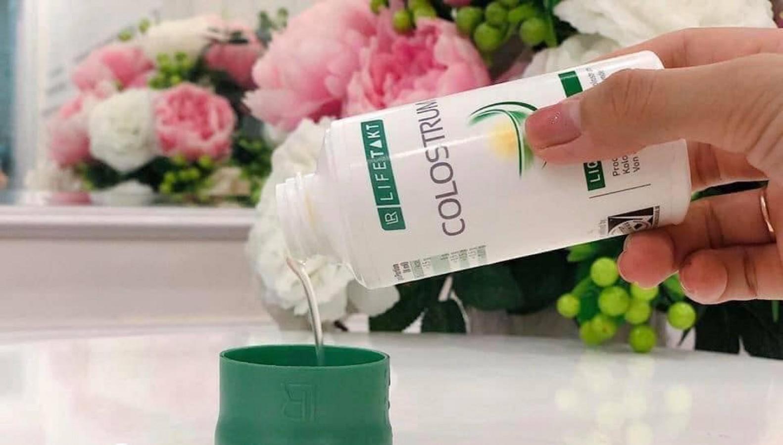 Sữa Non LR Colostrum Của Đức Dạng Nước - Cho Trẻ Từ 6 Tháng Tuổi
