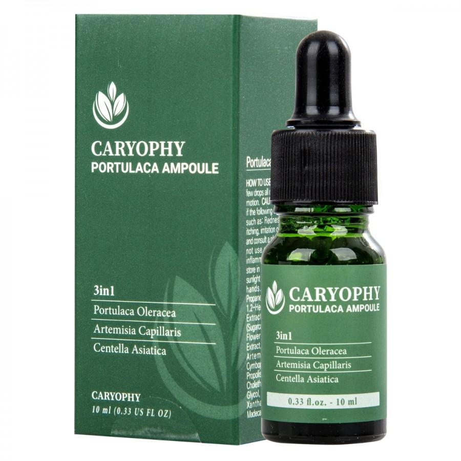 Serum Caryophy Portulaca Ampoule Cải Thiện Mụn, Mờ Thâm