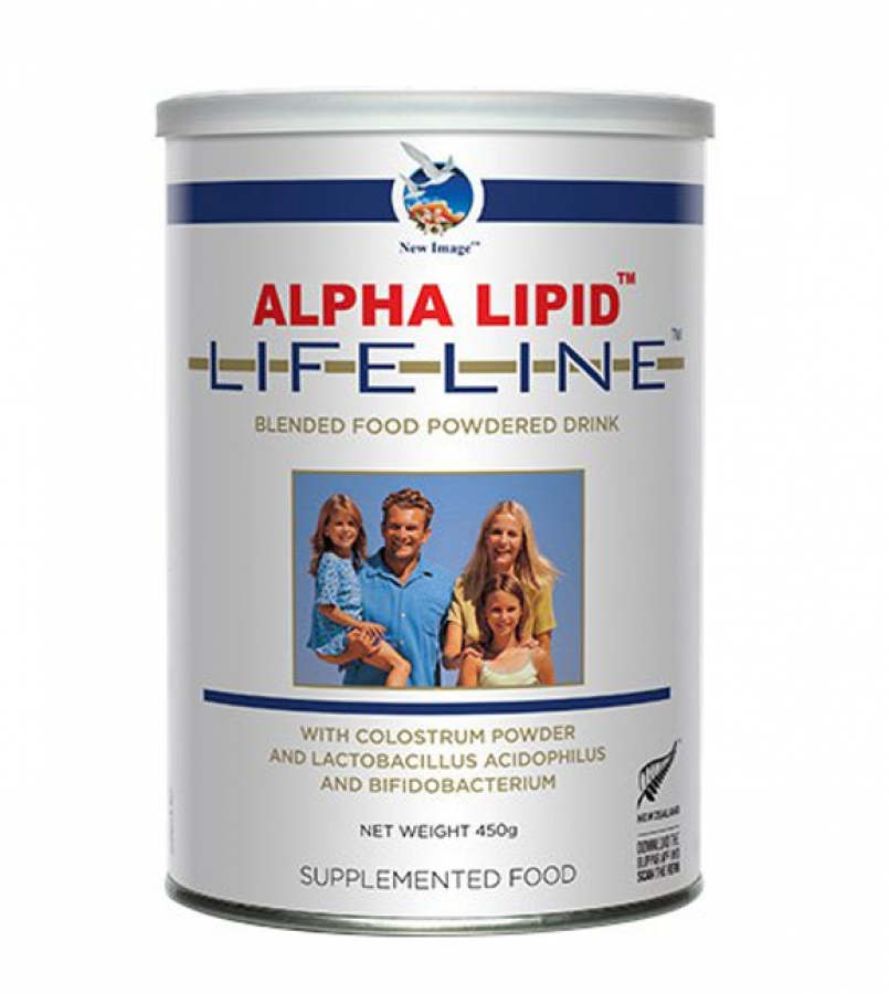 Sữa Non Alpha Lipid Lifeline Hỗ Trợ Tăng Cường Sức Khỏe