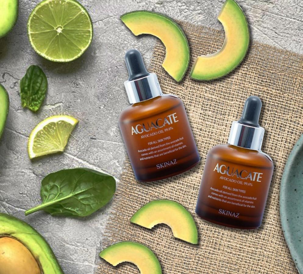 Tinh Chất Bơ Skinaz Aguacate Avocado Oil 99,6% Dưỡng Da