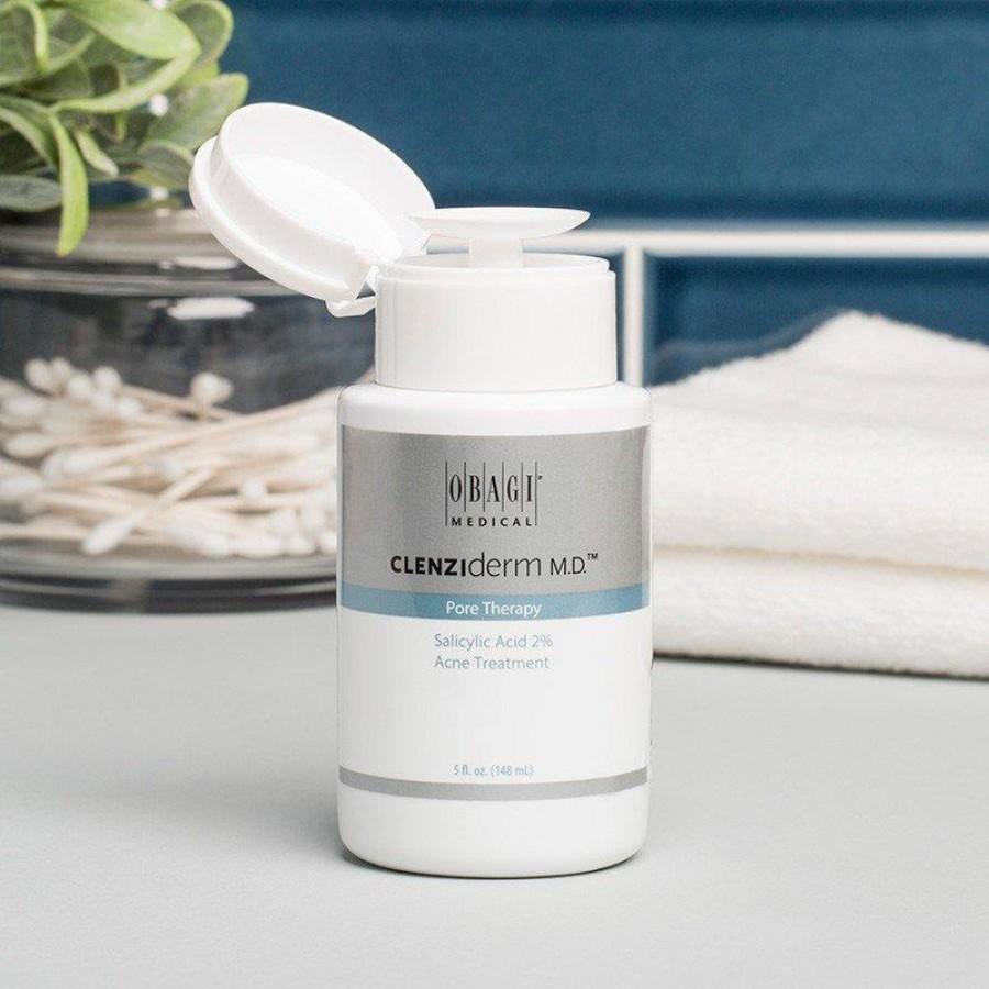 Dung Dịch BHA Giảm Mụn, Giảm Nhờn Obagi Clenziderm MD Pore Therapy 2%