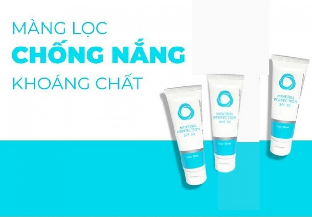 Kem Chống Nắng Thoáng Mịn The Perfect Mineral Perfection SPF 30