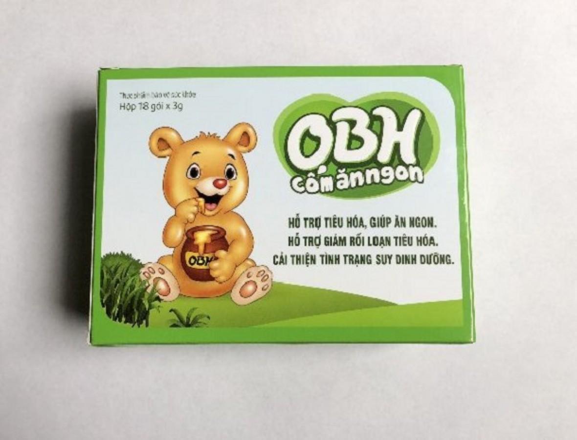 Cốm Ăn Ngon OBH Cho Bé