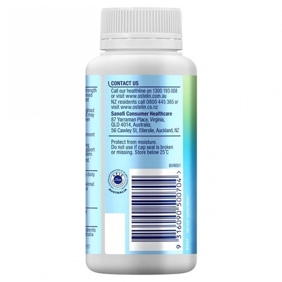 Viên Nhai Ostelin Calcium & Vitamin D3 Tốt Cho Sức Khỏe