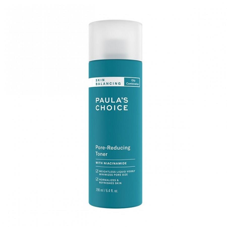 Nước Hoa Hồng Cho Da Dầu Paula's Choice Skin Balancing Pore Reducing
